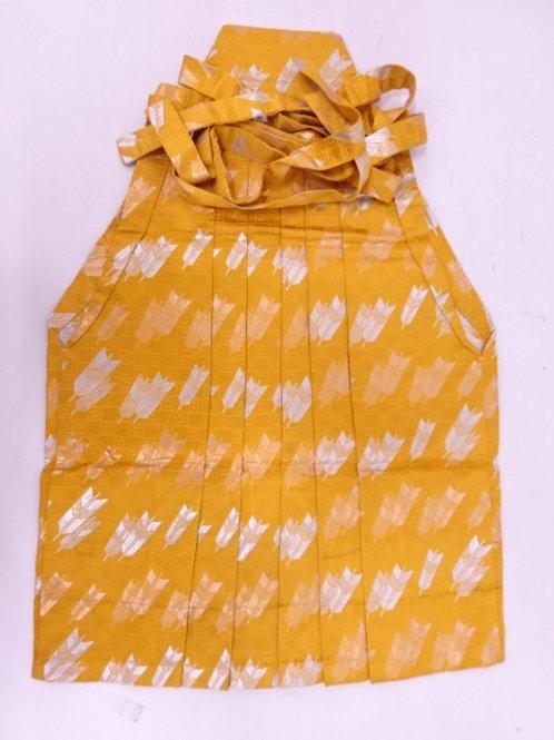JAPANESEBOY/GIRL'S HAKAMA (ANDON) / WOVEN ARROW Feathers #0562