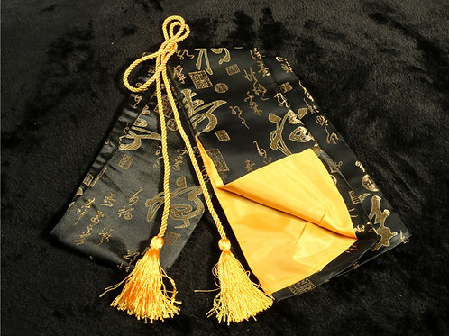 Silk bag for KATANA/IAITO JAPANESE SWORD #0179