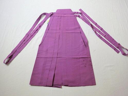 Japanese HAKAMA, UMANORI, Purple #0517