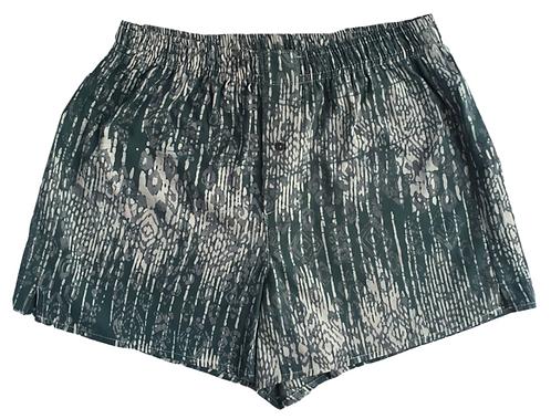 Batik Boxer Shorts Forest Bintik