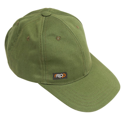 Cammo Green Fairtrade Baseball Cap