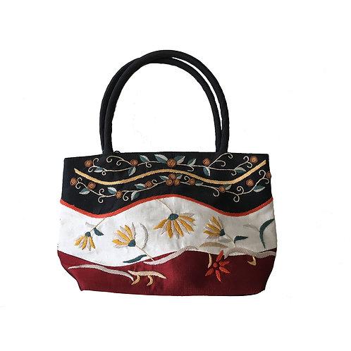 Small Silk Handbag