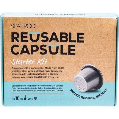 Reusable Coffee Capsule Starter Kit