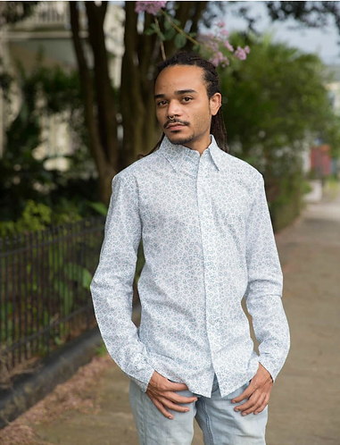 Benjamin Men's Organic Cotton Shirt