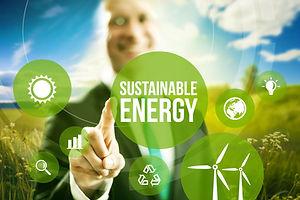 Sustainable energy renewable business mo