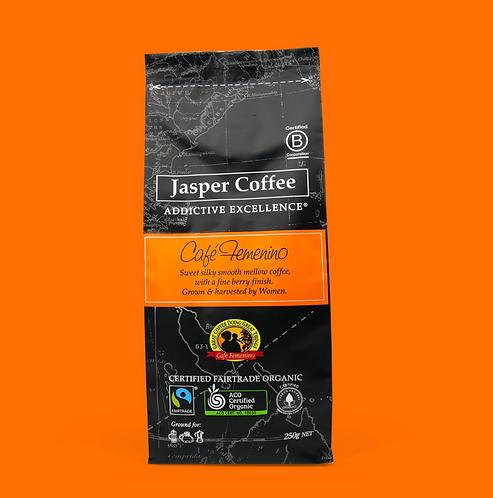 Jasper Coffee - Cafe Femenino