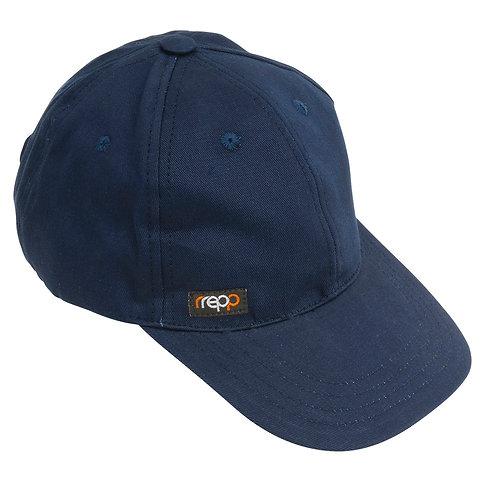 Navy Fairtrade Baseball Cap