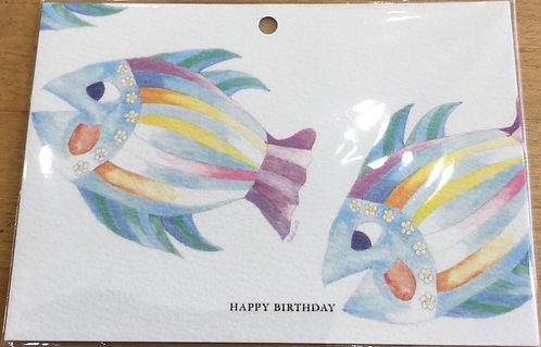 Gift Tag - Fish