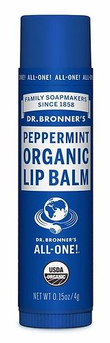 Dr Bronner's Lip Balm Peppermint