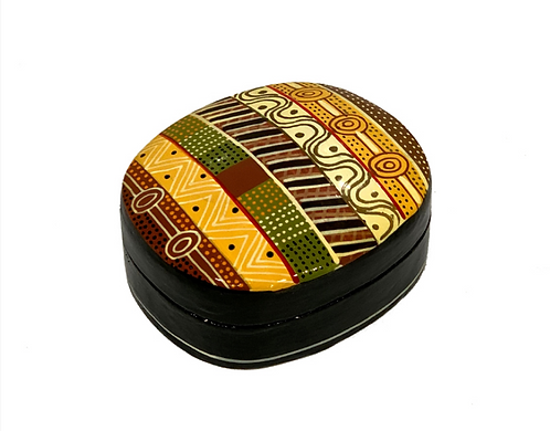 Lacquerware Box - Yoi Dances