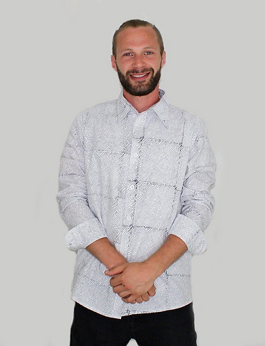 Avery Men's Organic Cotton Shirt