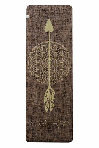 Eco Yoga Mat by YogaTribe® - Black