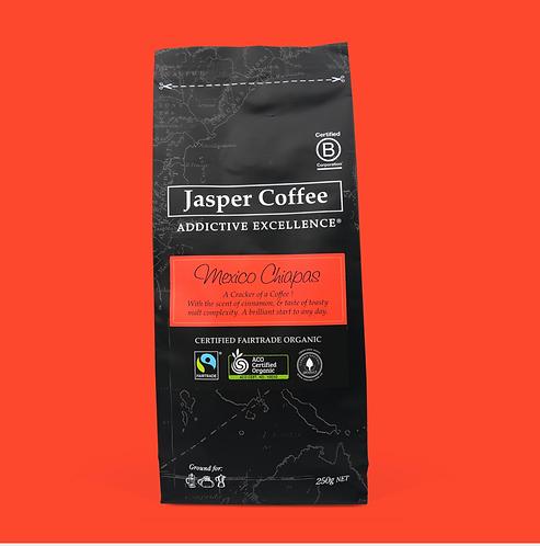 Jasper Coffee - Mexico Chiapas