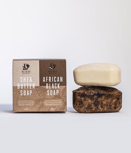 Black & White Soap Pack