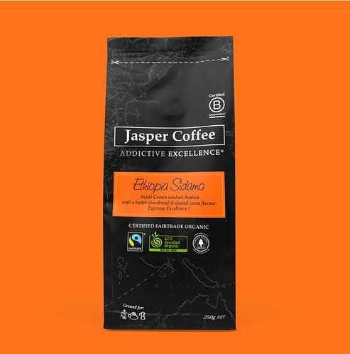Jasper Coffee - Ethiopia Sidamo