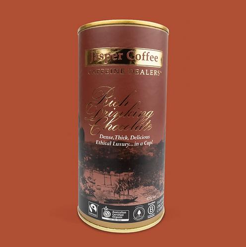 Jasper Coffee Drinking chocolate