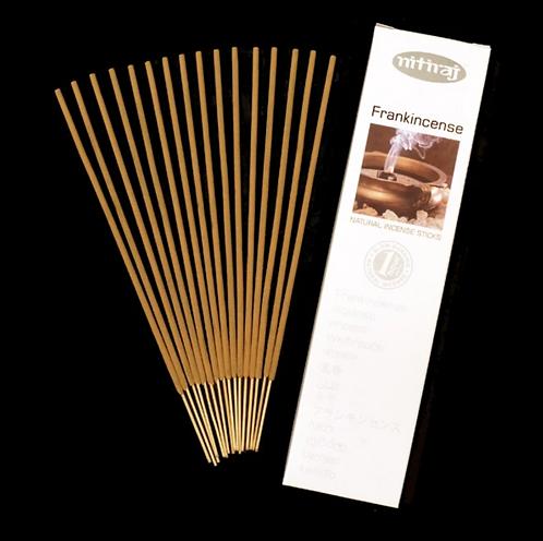 Nitiraj Platinum Incense - Francincense