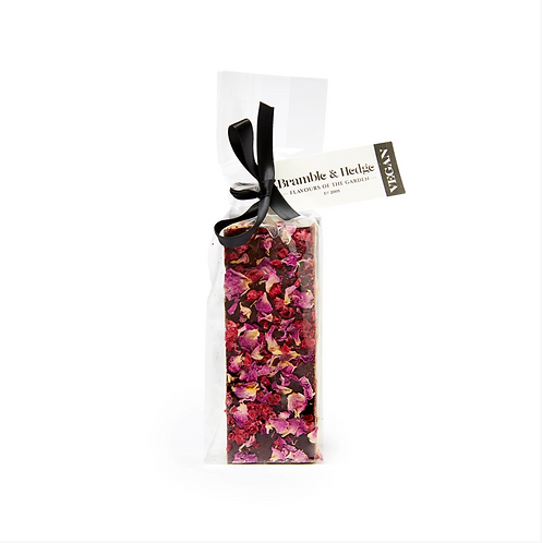 Bramble & Hedge - Raspberry & Vanilla Bean Vegan Nougat