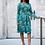 Thumbnail: Florentina Organic Jersey Wrap Dress