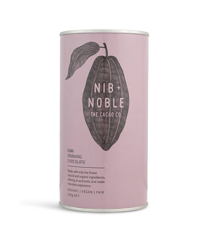 Nib + Noble Organic Drinking Chocolate