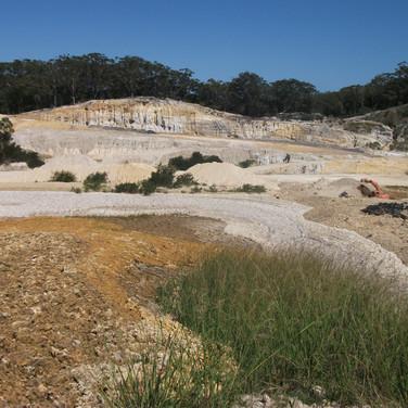 Broken Head Quarry, Byron Bay, NSW