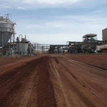 Telfer Underground Mine, Telfer airport, WA