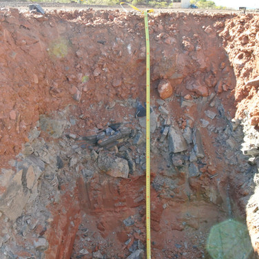 Mt Gordon Mine, Gunpowder, Qld