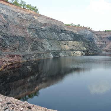 Frances Creek Iron Ore Mine, Frances Creek, NT