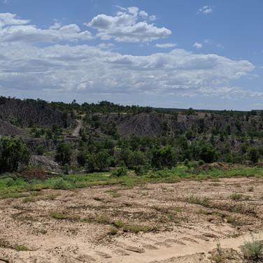 Newlands Mine, Glenden, Qld