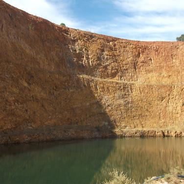 Mt Boppy Mine, Canbelego, NSW