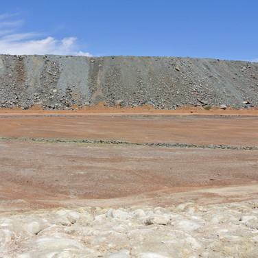 Golden Grove Mine, Yalgoo, WA
