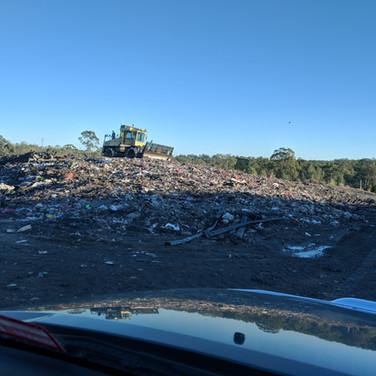 Trap Gully Landfill