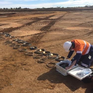 Endeavor Mine, Cobar, NSW
