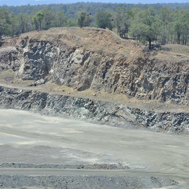 Allandale Quarry, Keinbar, NSW