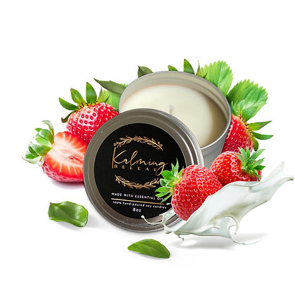 Strawberries & Dream Candle