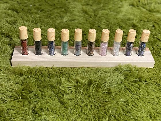 Crystal Oil Rollers