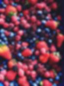 Berries, fruit, fresh, blueberry, strawberry, raspberry, blackberry