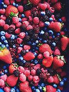 Fresh Berries & Fruit