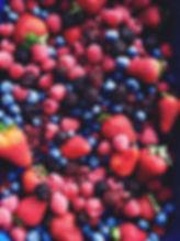 Seasonal berries