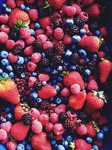 Saisonae Früchte