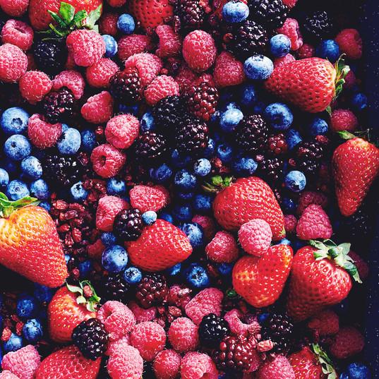 Sommerbær