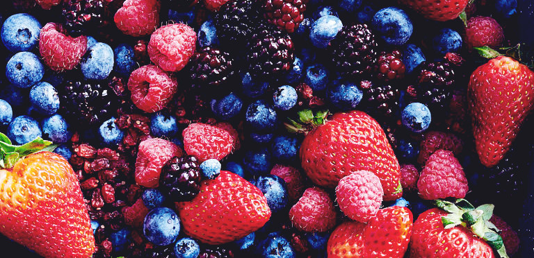 Antioxidant rich foods your skin will love you for..