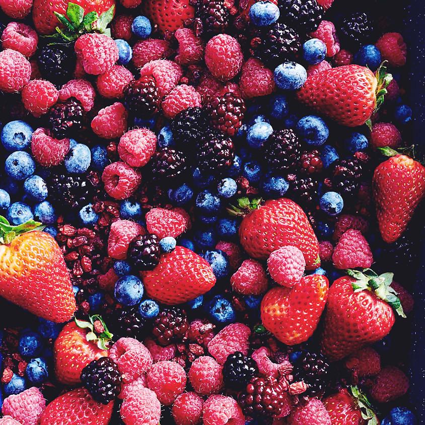 29/05 - Cannoli ripieni con crema e frutta