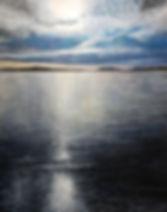 Jim Park, Bowen Island, 60x48, acrylic a