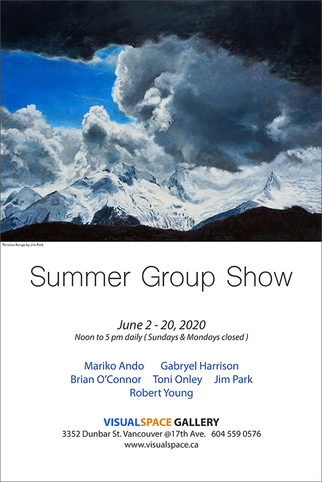 Summer show poster copy