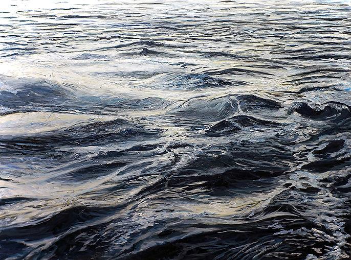 Jim-Park--Seascape-no13--acrylic-on-canv
