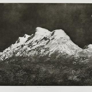 Iztaccihuatl: La Noche (M. Lowry)