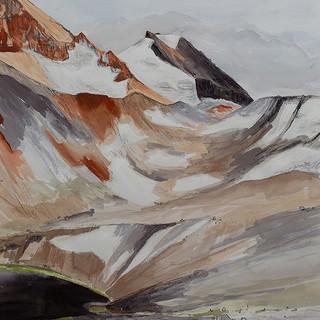 Russet Lake, Whirlwind Peak