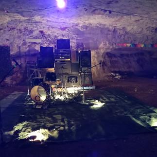 Conan's Party Mine Andamooka
