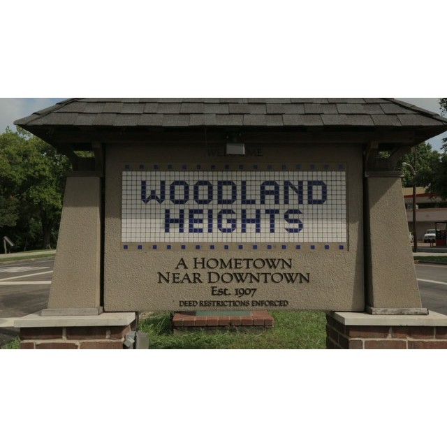 ◻️🔷◻️🔷The Woodland Heights - A Hometown near Downtown. Woodland Drug Co. Est